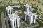 Vatika Infotech City - Jaipur 21 High-Rise Apartment Ajmer Road