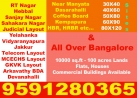 Hegde Nagar 3 acres Residential Land for sale  in Bangalore