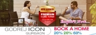 Godrej Icon at Sector 88A & 89A 2/3/4 Bhk  for sell in Gurgaon